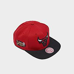 Mitchell & Ness Chicago Bulls NBA 1997 Finals Patch Snapback Hat