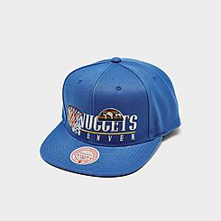 Mitchell & Ness Denver Nuggets NBA Vintage 2 Snapback Hat