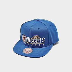 Mitchell & Ness Denver Nuggets NBA Vintage 2 Snapback Hat