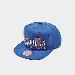 Mitchell & Ness New York Knicks NBA Vintage 2 Snapback Hat