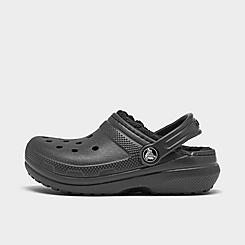 Kids' Toddler Crocs Classic Lined Clog Shoes