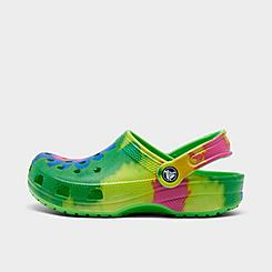 Big Kids' Crocs Classic Clog Shoes