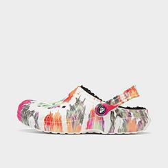 Crocs Classic Lined Clog Shoes