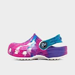 Girls' Toddler Crocs Classic Out of This World Clog Shoes