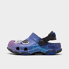 Kids' Toddler Crocs x Space Jam Classic All-Terrain Clog Shoes