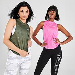 Women's Juicy Sport Dropped Armhole Tank