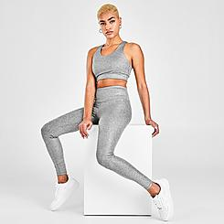 Women's Juicy Sport Foil Leggings