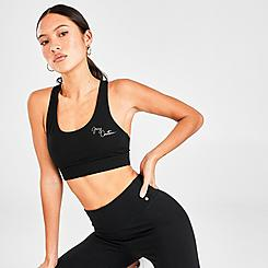 Women's Juicy Sport Script Sports Bra