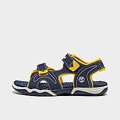 Boys' Toddler Timberland Adventure Seeker 2-Strap Hook-and-Loop Sandals