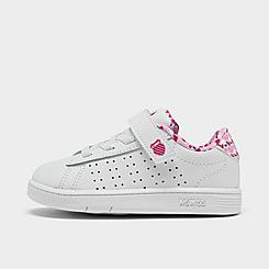 Girls' Toddler K-Swiss Court Casper Casual Shoes