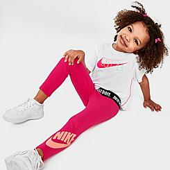Girls' Toddler Nike Sportswear Leggings