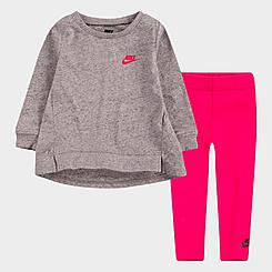 Girls' Toddler Nike Tunic and Leggings Set
