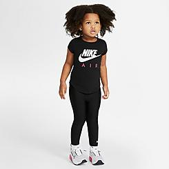 Girls' Toddler Nike Swoosh Leggings