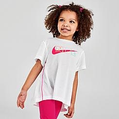 Girls' Toddler Nike Sportswear Dri-FIT Tunic Top