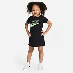 Girls' Toddler Nike Futura T-Shirt Dress