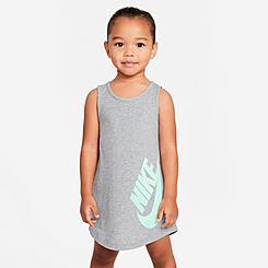 Girls' Toddler Nike Futura Tank Dress