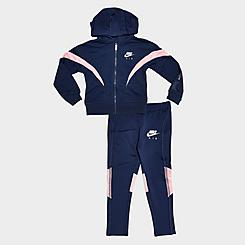 Girls' Toddler Nike Air Full-Zip Jacket and Leggings Set