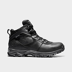 Men's Timberland Mt. Maddsen Mid Waterproof Hiking Boots (Wide Width)