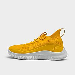 Big Kids' Under Armour Curry 8 Basketball Shoes