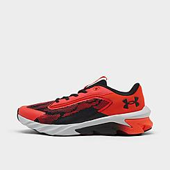 Boys' Big Kids' Under Armour Charged Scramjet 4 Running Shoes