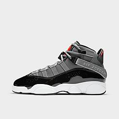 Big Kids' Jordan 6 Rings Basketball Shoes