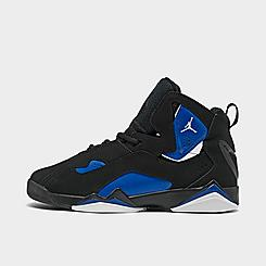 Boys' Big Kids' Jordan True Flight Basketball Shoes