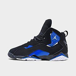 Little Kids' Jordan True Flight Basketball Shoes