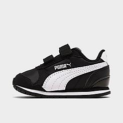 Kids' Toddler Puma ST Runner Hook-and-Loop Casual Shoes