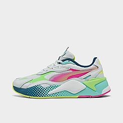 Big Kids' Puma RS-X³ Racer Casual Shoes