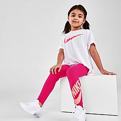 Girls' Little Kids' Nike Sportswear Leggings