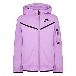 Little Kids' Nike Sportswear Tech Fleece Full-Zip Hoodie