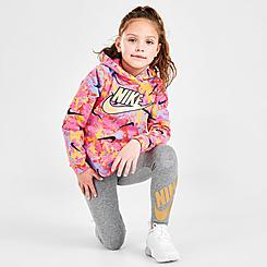 Girls' Little Kids' Nike Playground Leggings