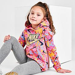 Girls' Little Kids' Nike Playground Hoodie