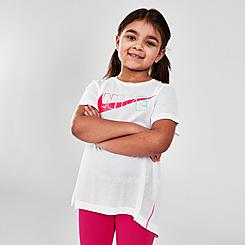 Girls' Little Kids' Nike Sportswear Dri-FIT Tunic Top