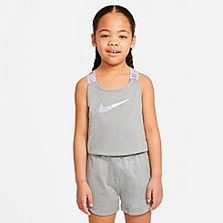 Girls' Little Kids' Nike Perfect Romper