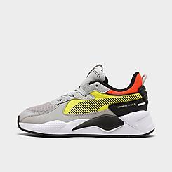 Boys' Little Kids' Puma RS-X Hard Drive Casual Shoes