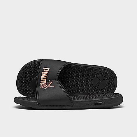 Puma PUMA WOMEN'S COOL CAT SLIDE SANDALS