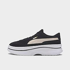 Women's Puma Deva Suede Casual Shoes