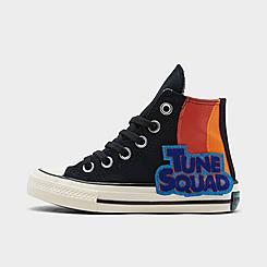 Little Kids' Converse x Space Jam Chuck Taylor All Star 70 High Top Casual Shoes