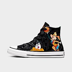 Little Kids' Converse x Space Jam Chuck Taylor All Star High Top Casual Shoes
