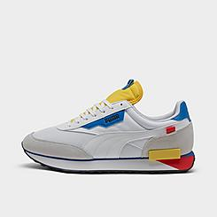 Men's Puma Future Rider Neon Play Casual Shoes