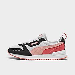 Girls' Big Kids' Puma R78 Casual Shoes