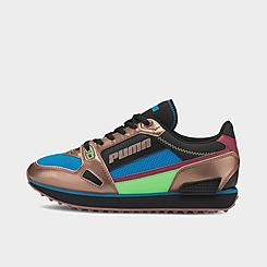 Women's Puma Mile Rider Wonder Galaxy Casual Shoes