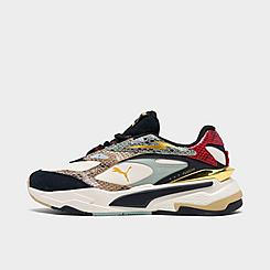 Women's Puma RS-Fast Wild Disco Casual Shoes