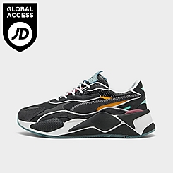 Big Kids' Puma RS-X³ Fairgrounds Casual Shoes