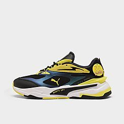 Big Kids' Puma x emoji® RS-Fast Casual Shoes