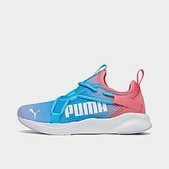 Girls' Big Kids' Puma Softride Rift Pop Training Shoes
