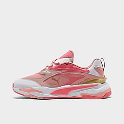Big Girls' Puma RS-Fast Fireworks Casual Shoes