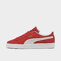 Big Kids' Puma Suede 21 Casual Shoes