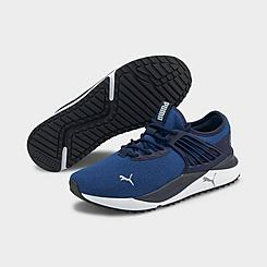Men's Puma Pacer Future Knit Running Shoes